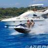 Randonnée jet ski direction Cap d'Antibes ou l'Estérel