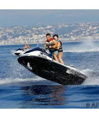 Initiation Jet ski 60 minutes
