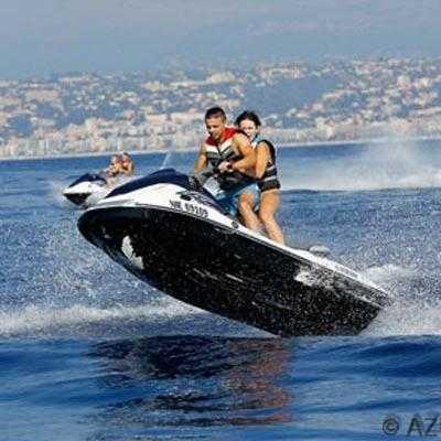 Jet ski nice