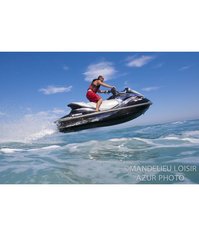 yamaha vx jet ski rental half a day in cannes mandelieu