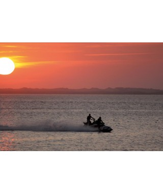 Randonnée Jet ski fin de journée direction Nice ou St Aygulf