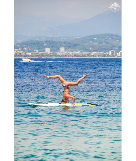 Carte 5 cours Yoga dynamique SUP