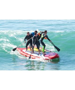 Stand up paddle géant 6 personnes - Mandelieu-loisirs.com
