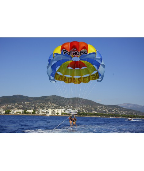 Parachute ascensionnel 3 personnes - paradise-water-sports.fr