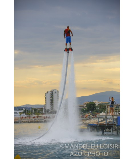 Flyboard learning session discount Cannes Nice Monaco - mandelieu-loisirs.com