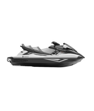 Jet ski yamaha FX SVHO 260HP half-day rental