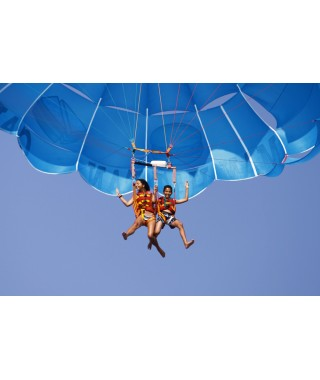 Parachute ascensionnel 2 personnes - paradise-water-sports.fr