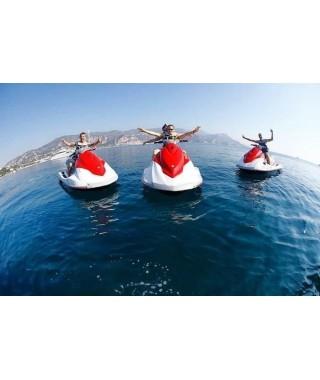 Pack Jet Ski et Bouées 2 personnes