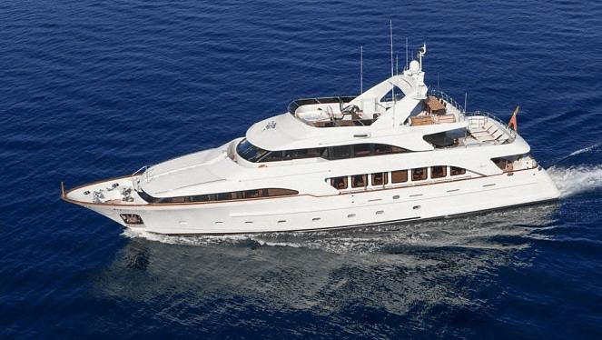 Louer-bateau Benetti Accama