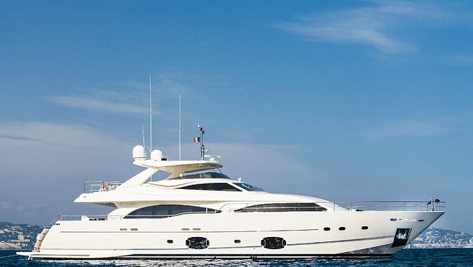 Louer bateau Ferretti Dalfan