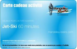 Jet ski session 60 minutes