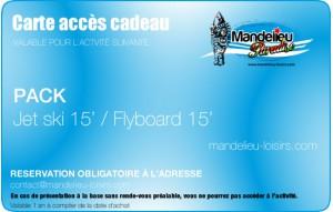 Pack Jet ski - flyboard
